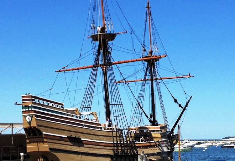 MAYFLOWER wikimedia
