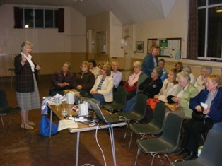 Hickling womens group 002